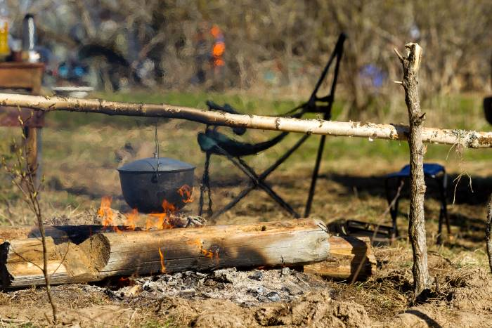 cucinotto da campeggio, le migliori tende per cucinare in campeggio