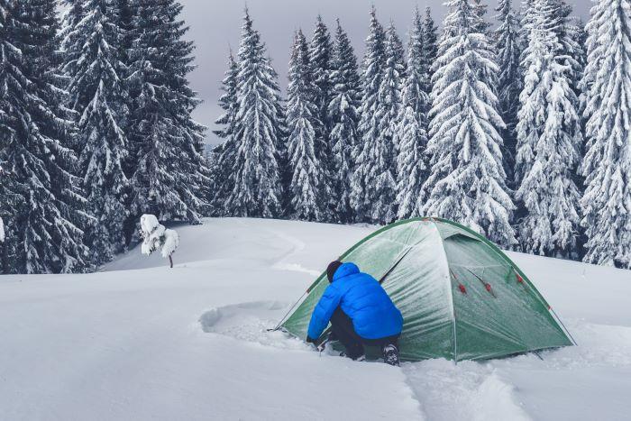 miglior tenda da alpinismo