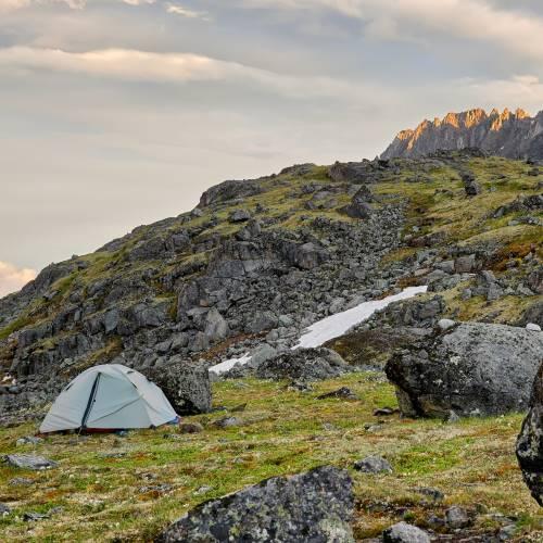 tenda da trekking ultraleggera