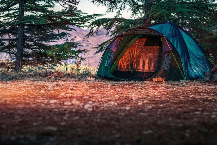 i migliori posti per il campeggio in Italia