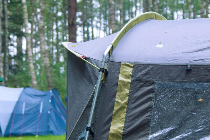 miglior gazebo da campeggio quando piove