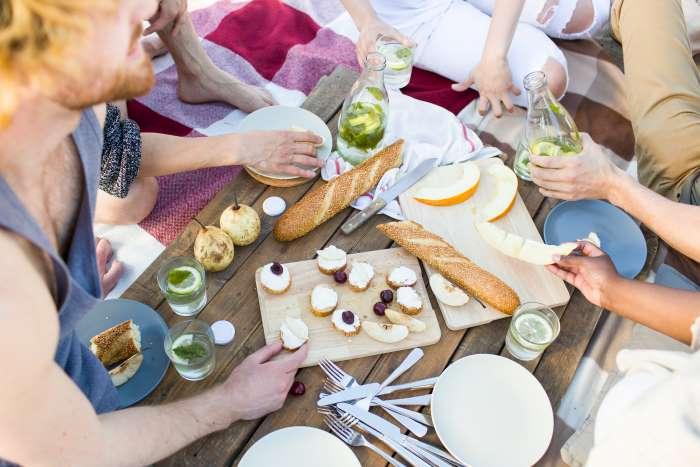 miglior tavolo da picnic