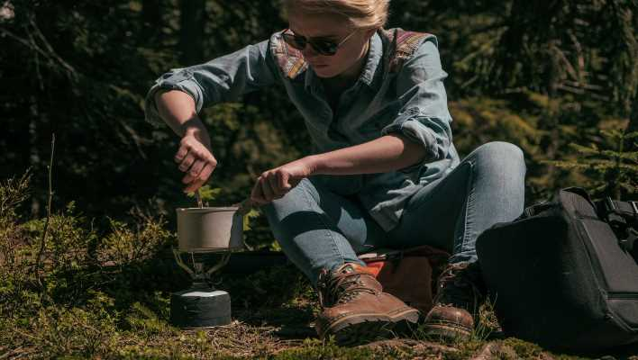 miglior cibo liofilizzato per trekking